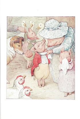 Beatrix Potter (1846-1943), The Tale of Pigling Bland