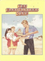 Week 88: From Squince (USA). From the cover of _Boy-Crazy Stacey_, Baby-sitters Club #8.