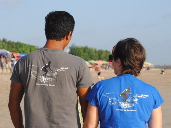 Legian surf school t-shirt