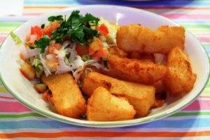 Image of fried cassava nairobi kenya