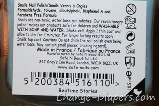 @snails4kids washable nail polish via @chgdiapers 11