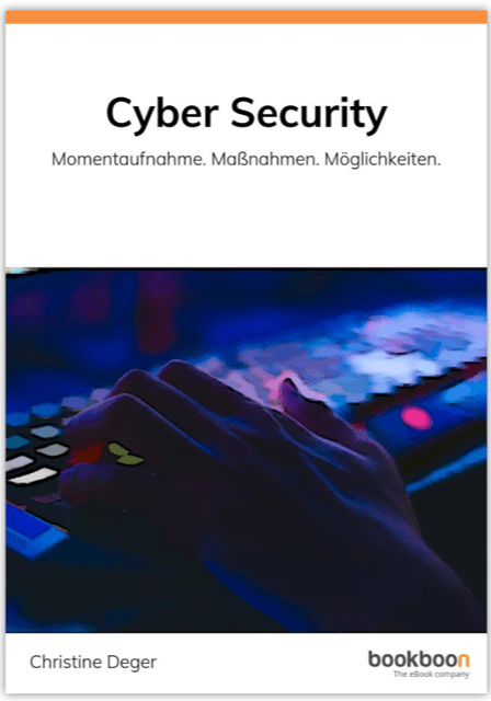 Cyber Security Buch Titelbild