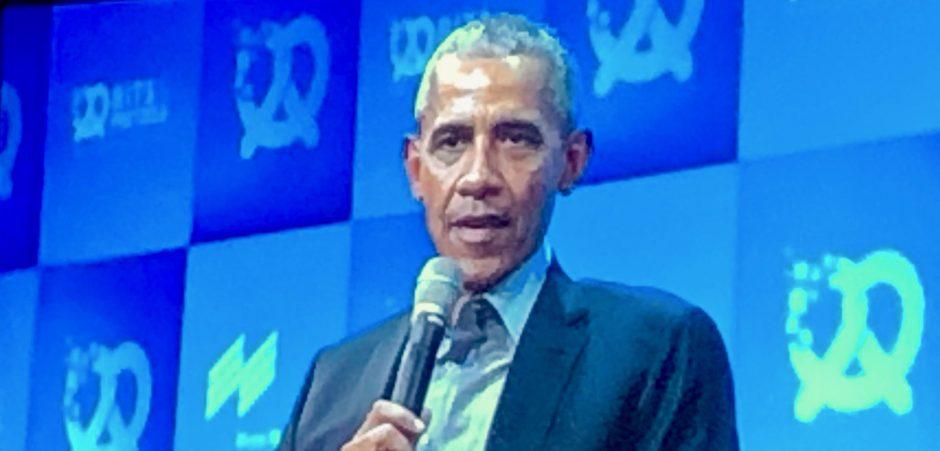 Obama in München