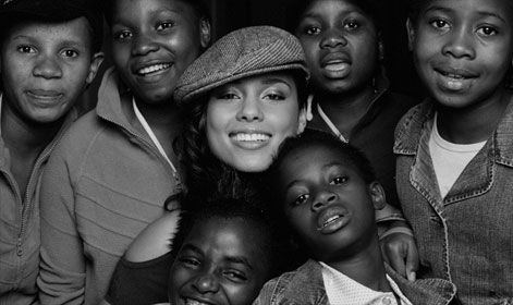Alicia Keys-Keep a Child Alive