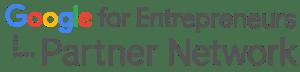 Google For Entrepreneurs partner network logo
