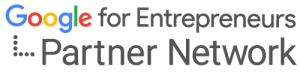 Google For Entrepreneurs partner network logo