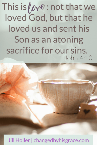 A daughter's reflection on how the love of her father and the unexpected gift of grace led her home to her heavenly Father.