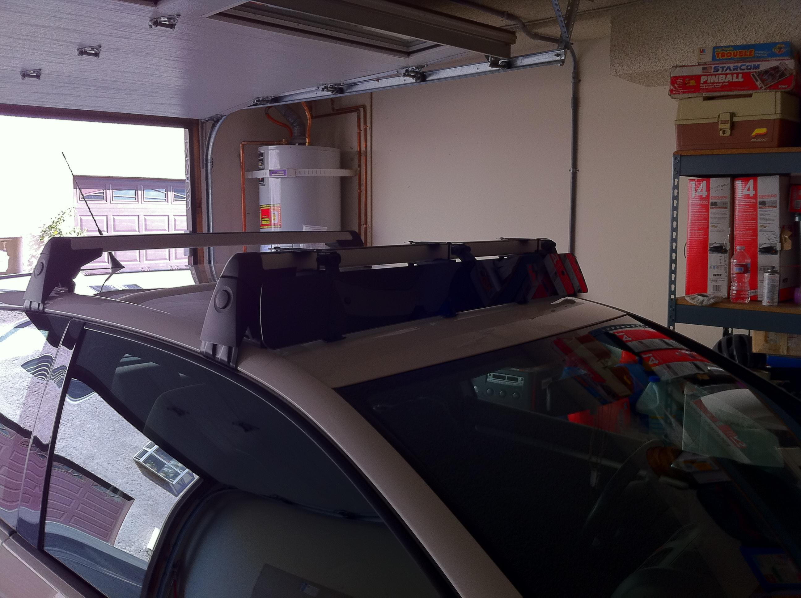 inno roof rack fairing markfive gti