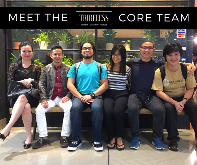 Tribeless Core Team