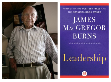 James MacGregor Burns Leadership