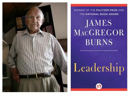 James MacGregor Burns Leadership