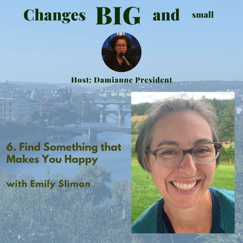 Emily Episode Art for Changes Big and Small