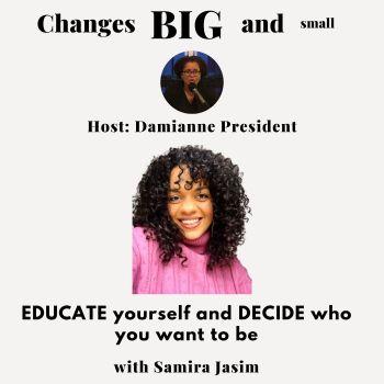 episode cover art for Samira Jasim