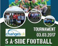 Changes UK 5 A-Side Football Tournament