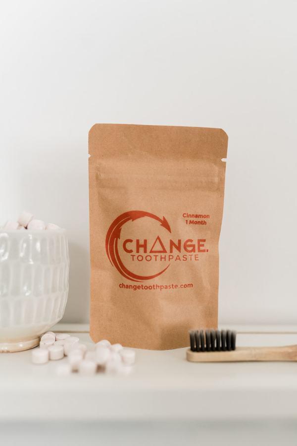 65 Cinnamon Toothpaste Tablets