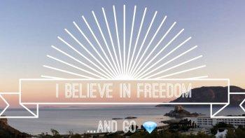 Permalink to: Freedom, Libertà la parola magica in cui crediamo