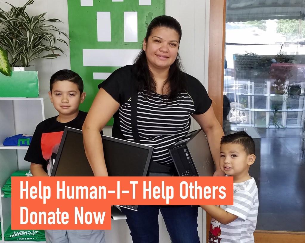 human-I-T recipient