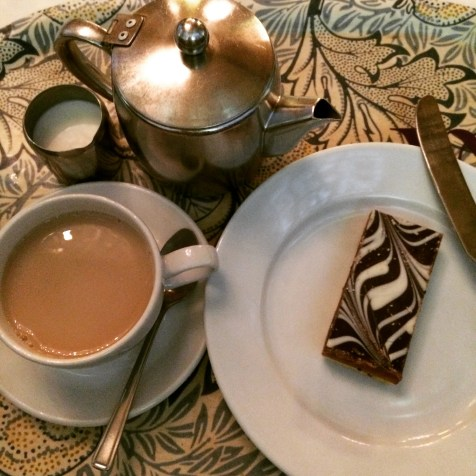 Tea & Cake at the V&A