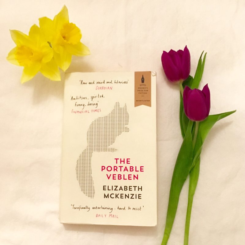 Book Review: The Portable Veblen By Elizabeth McKenzie | Changing Pages #WomenWriters | BL | Black Lion Journal | Black Lion