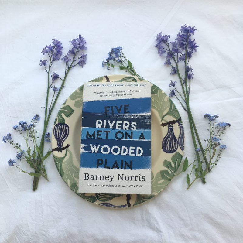 Five Rivers Met On A Wooded Plain by Barney Norris