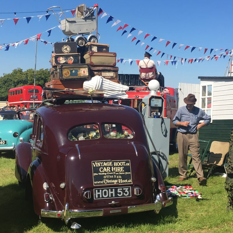 carfest 2017 vintage car