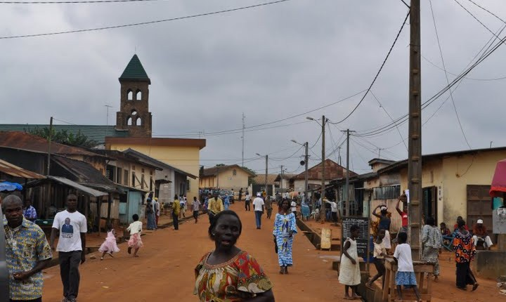 """Sense of Community in """"Akan"""" Tribe in Cote d'Ivoire"""