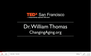 Dr. William Thomas TEDx San Francisco