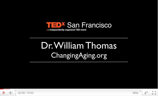 Watch My TEDx Talk – Elderhood Rising: The Dawn of a New World Age