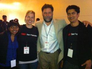 TEDxSF volunteers
