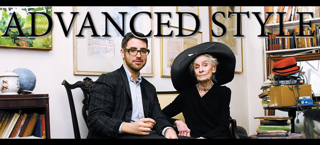 A Celebration of Aging and Advanced Style