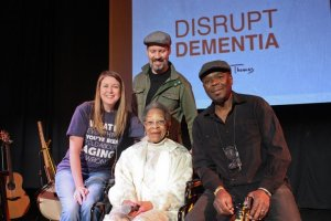 Disrupt Dementia With Us