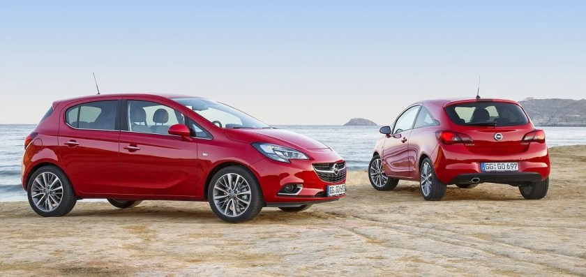 The Corsa is available with a range of petrol and diesel engines