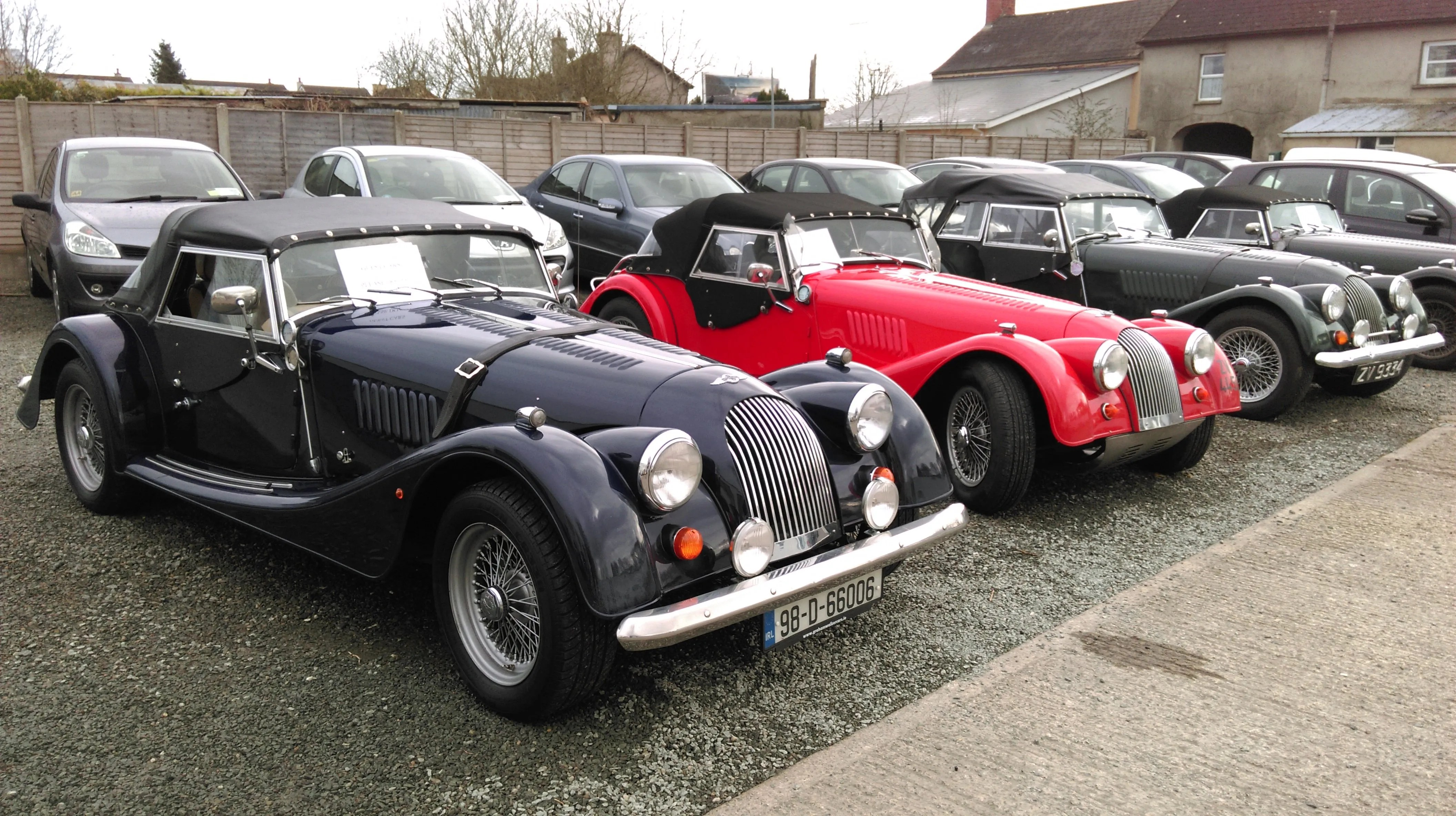 Morgan Cars Ireland