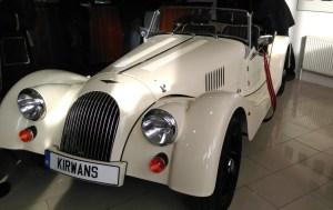 The Morgan Plus 4 at Kirwan's, Camolin