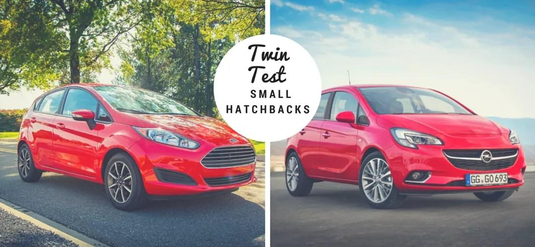Ford Fiesta vs Opel Corsa