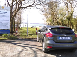 Ford Focus Cavan Road Trip