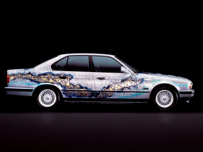 Matazo Kayama BMW Art Car