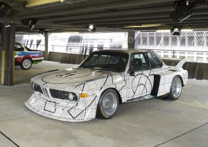 Frank Stella BMW Art Cars