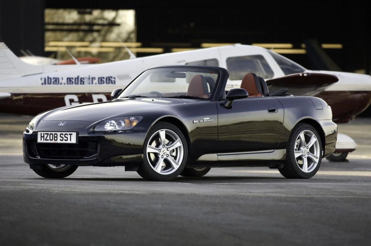 7 Classic Roadsters From The 1990s