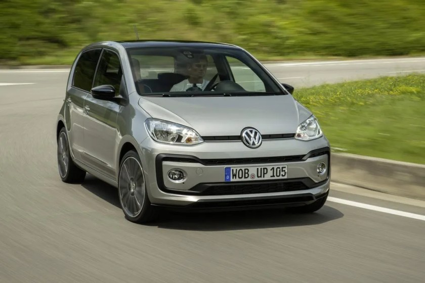 The Volkswagen Up