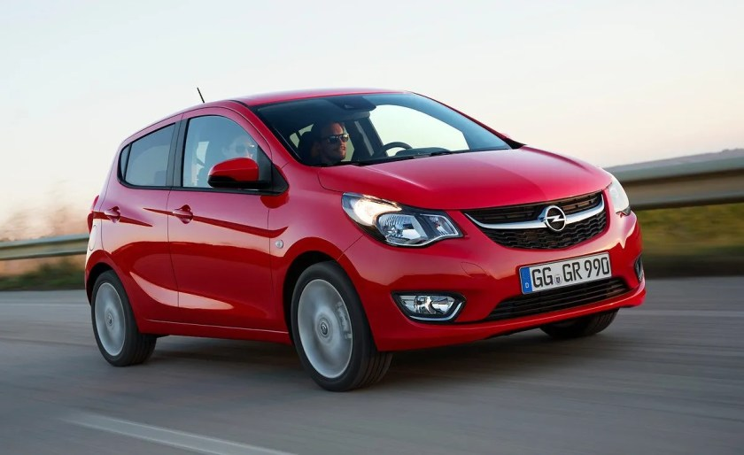 The 2015 Opel Karl