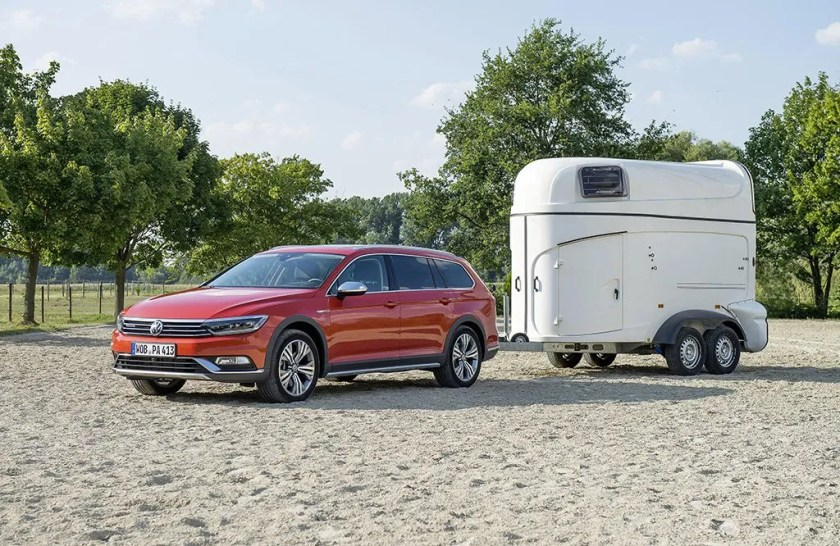Towing power and the Volkswagen Passat Alltrack