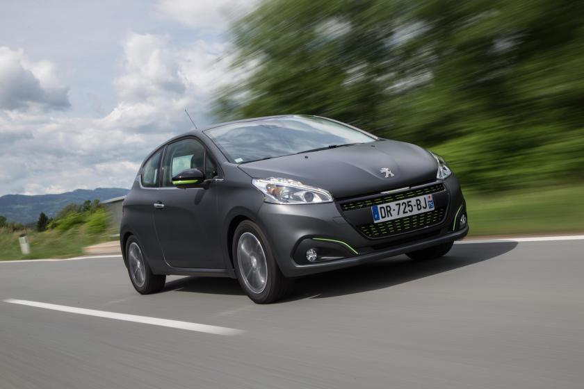 The new Peugeot 208!