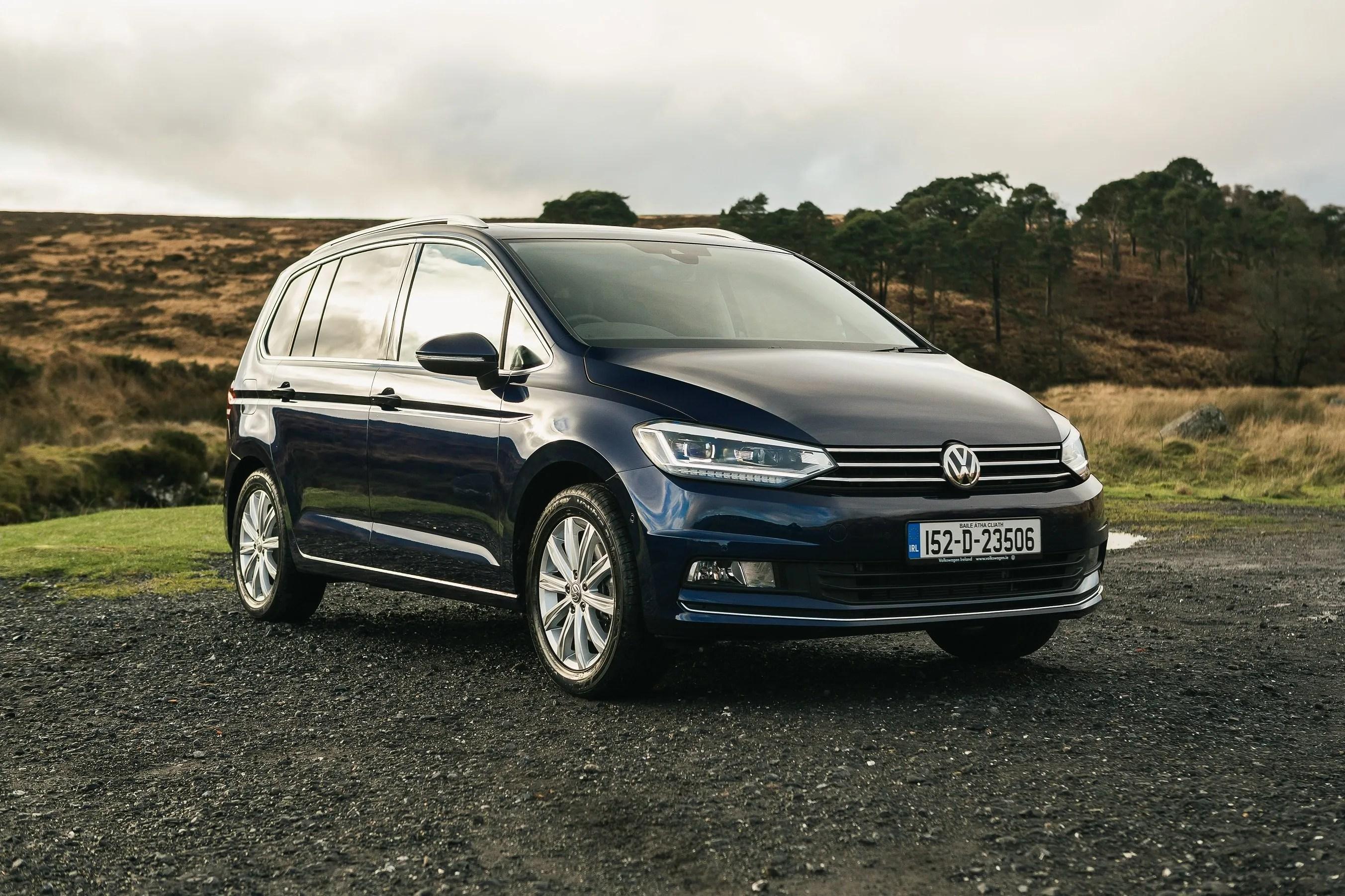 Volkswagen Touran ireland