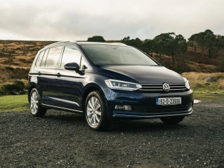 Volkswagen Touran ireland review