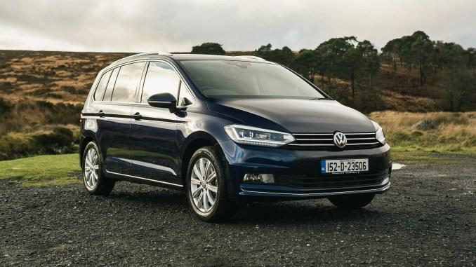 Volkswagen Touran ireland review