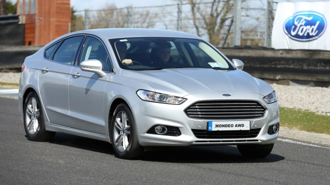 Ford Mondeo AWD ireland