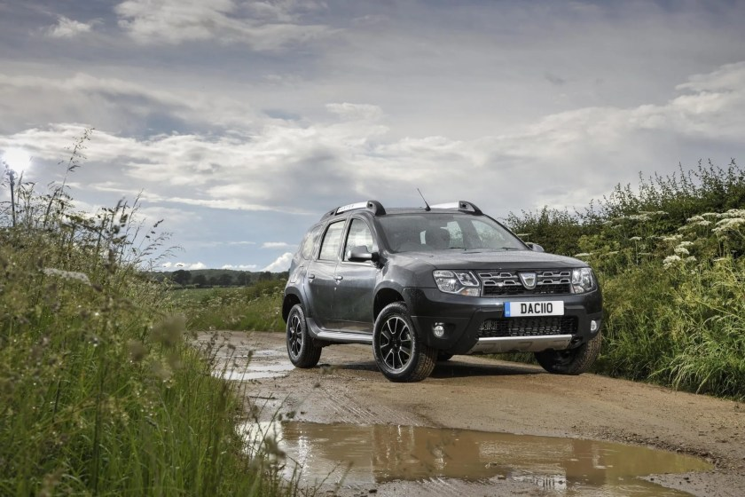 The 2016 Dacia Duster has arrived in Ireland