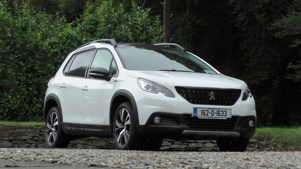Peugeot 2008 review ireland