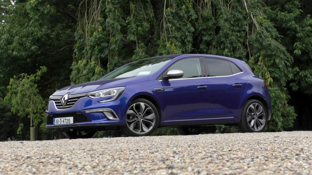 Renault Megane GT Line ireland review
